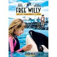 Free Willy 4: Escape From Pirate's Cove (Özgür Willy 4: Korsan Köyu'ndan Kaçış)