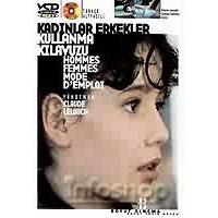 Kadınlar Erkekler Kullanma Kılavuzu (Hommes, Femmes Mode D Emploı) ( VCD )