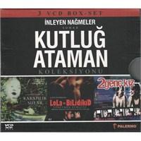 Kutluğ Ataman VCD Box Set (3 Film - 3 VCD)