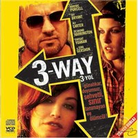 Üç Yol (Three Way) ( VCD )