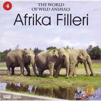 Afrika Filleri (The World Of wild Animals) ( VCD )