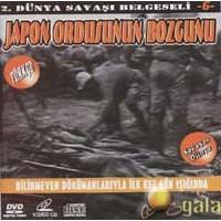 """2. Dünya Savaşı Belgeseli 6 """"japon Ordusunun Bozgunu"""" ( VCD )"""