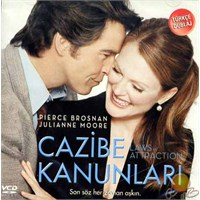 Cazibe Kanunları (Laws Of Attraction) ( VCD )