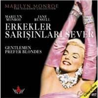 Erkekler Sarışınları Sever (Gentlemen Prefer Blondes) ( VCD )