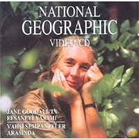 National Geographic Jane Goodall In Efsanevi Yaşamı ( VCD )