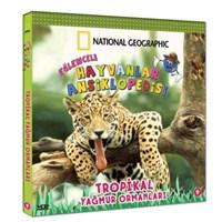 Eğlenceli Hayvanlar Ansiklopedisi - 9 (Tropikal Yağmur Ormanları)