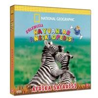 Eğlenceli Hayvanlar Ansiklopedisi - 11 (Afrika Safarisi)
