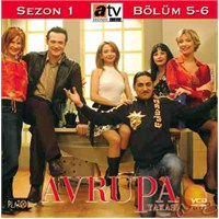 Avrupa Yakası (Bölüm 5&6) ( VCD )