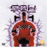 Şok (Shocker) ( VCD )