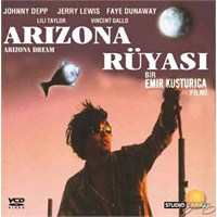 Arizona Rüyası (Arızona Dream) ( VCD )