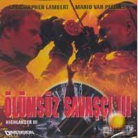 Ölümsüz Savaşçı 3 (Highlander 3) ( VCD )