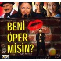 Beni Öpermisin (Kiss My Act) ( VCD )