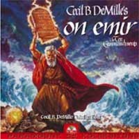 On Emir (The Ten Commandments) (3 CD) ( VCD )