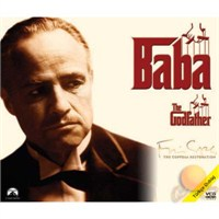 Baba 1 (The Godfather Part I)(3 CD) ( VCD )