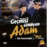 Geçmişi Olmayan Adam (The Man Without A Past) ( VCD )