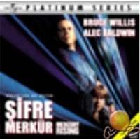 Şifre Merkür (Mercury Rising) ( VCD )