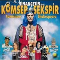 Komser Şekspir (ComMissar Shakespeare) ( VCD )