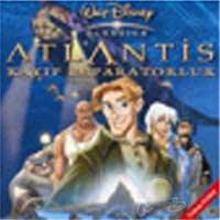 Atlantis: Kayıp İmparatorluk (Atlantıs: The Lost Empıre) ( VCD )