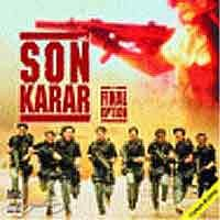Son Karar (Final Option) ( VCD )
