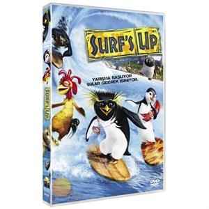 Surf�s Up / Ne�eli Dalgalar / 2007 / T�rk�e Dublaj / Online Animasyon Film �zle