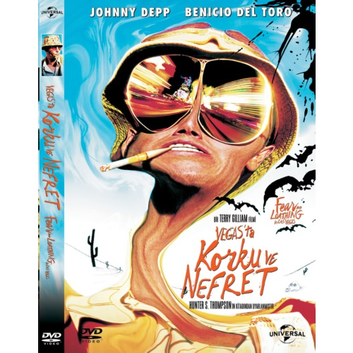 Fear And Loathing In Las Vegas (Vegas'Da Korku Ve Nefret) (Dvd)