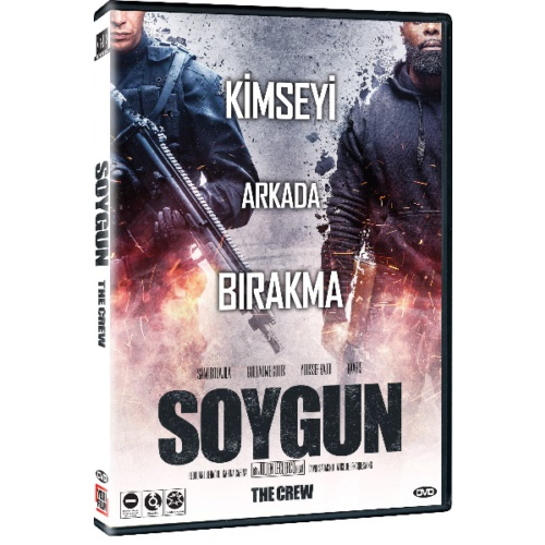 The Crew (Soygun) (Dvd)