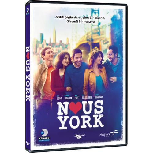 Nous York (Dvd)