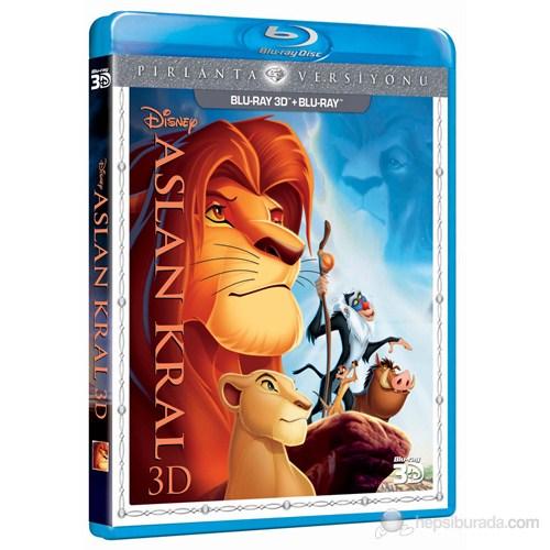 Lion King De (Aslan Kral Pırlanta Versiyonu) (3D Blu-Ray Disc + Blu-Ray Disc) (2 Disc)