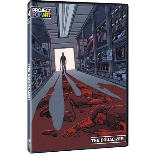 Equalizer (Adalet) (DVD)