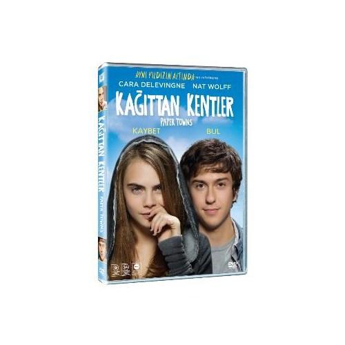 Paper Towns (Kağıttan Kentler) (DVD)