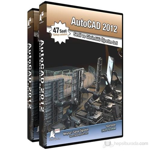 AutoCAD 2012 (47 Saat Türkçe Anlatım)