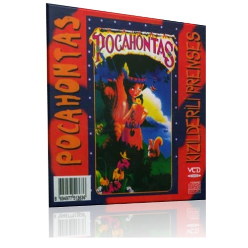 Pocahontas - Kızılderili Prenses