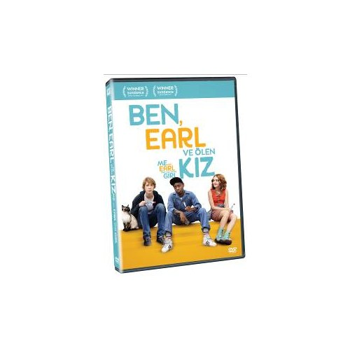 Me And Earl And The Dying Girl: Ben, Earl Ve Ölen Kız (DVD)