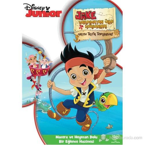 Jake And The Neverland Pirates: Vol 1 (Jake : Varolmayan Ülke Korsanları Bölüm 1)