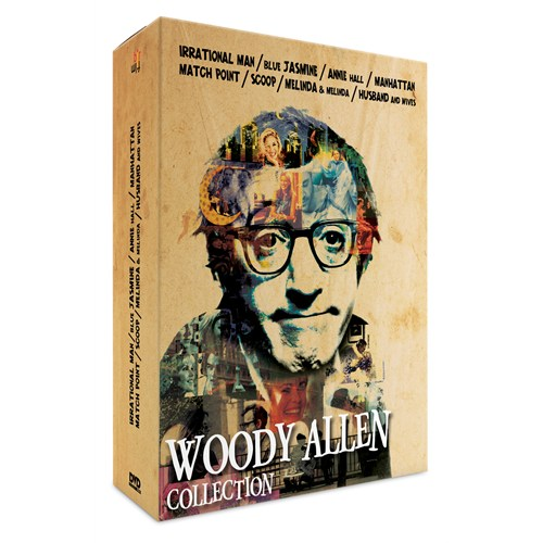 Woody Allen Collection 8'Li Box Set (DVD)