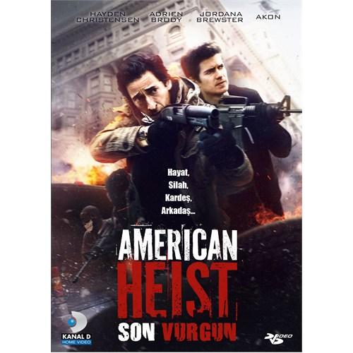 American Heist (Büyük Soygun) (DVD)