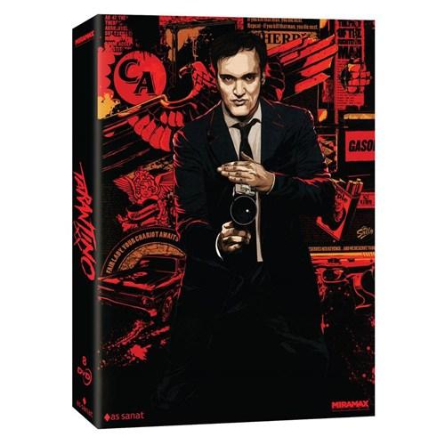 Tarantino Box Set - 8 Film (Dvd)
