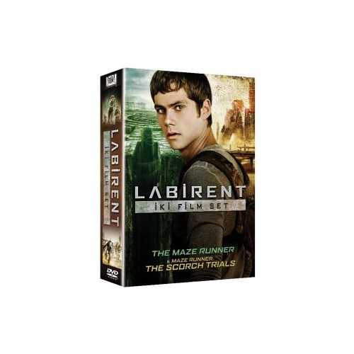 Maze Runner Boxset (Labirent: İki Film Set) (DVD)