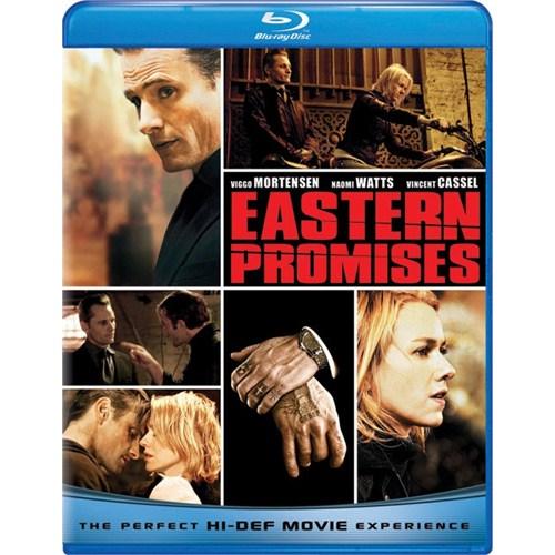 Eastern Promises (Şark Vaatleri) (Blu-Ray Disc)
