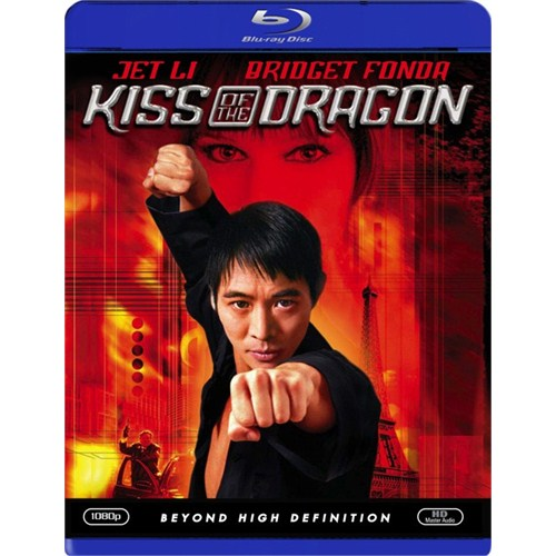 Kiss Of The Dragon (Ejderin Öpücüğü) (Blu-Ray Disc)
