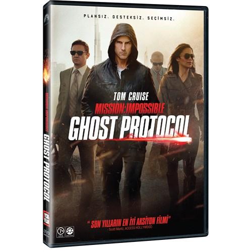 Mission: Impossible - Ghost Protocol (Görevimiz Tehlike 4)