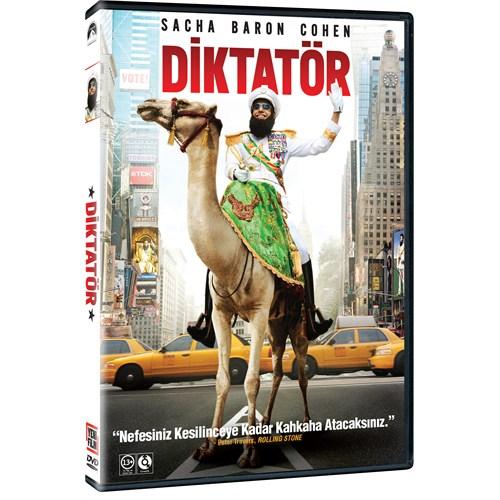 The Dictator (Diktatör) (DVD)