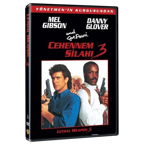 Lethal Weapon 3 (Cehennem Silahı 3) ( DVD )