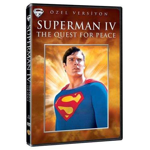 Superman 4: Quest For Peace