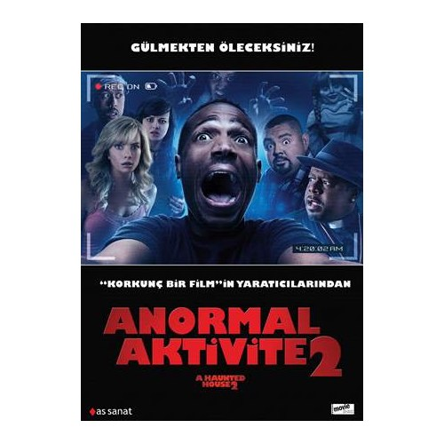 A Haunted House 2 (Anormal Aktivite 2) (DVD)