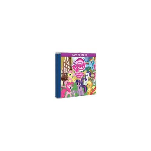 My Little Pony Friendship İs Magic (Arkadaşlık Sihirlidir Sezon 1 Seri 1) (VCD)