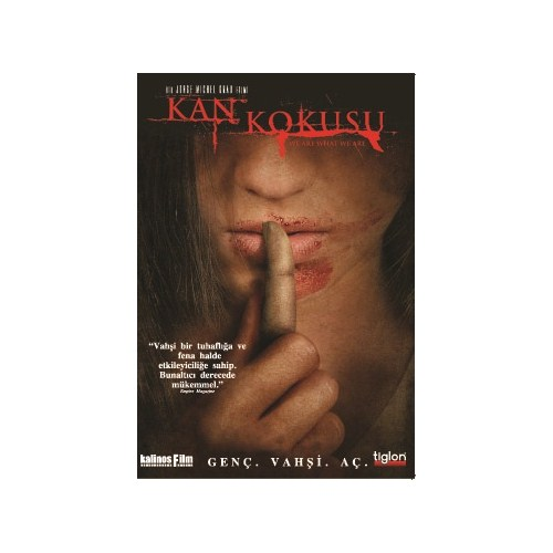 We Are What We Are (Kan Kokusu)