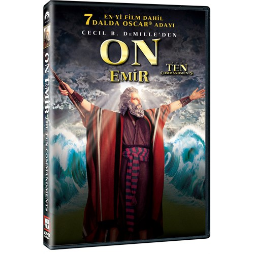 The Ten Commandments (On Emir) (Double)