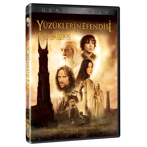 Lord Of The Rings The Two Towers (Yüzüklerin Efendisi: İki Kule) (Blu-Ray Disc)