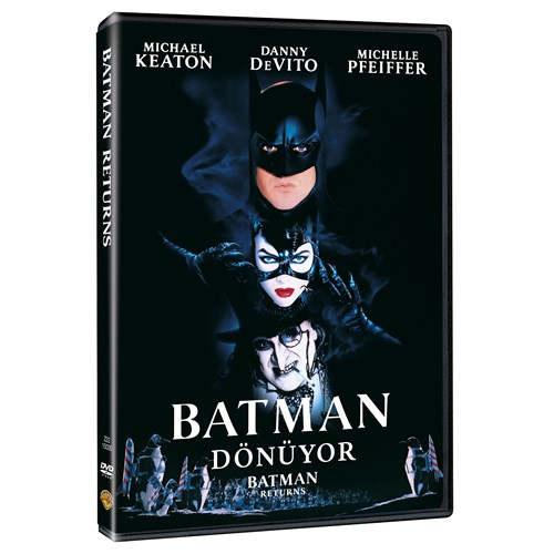 Batman Returns (Batman Dönüyor) ( DVD )